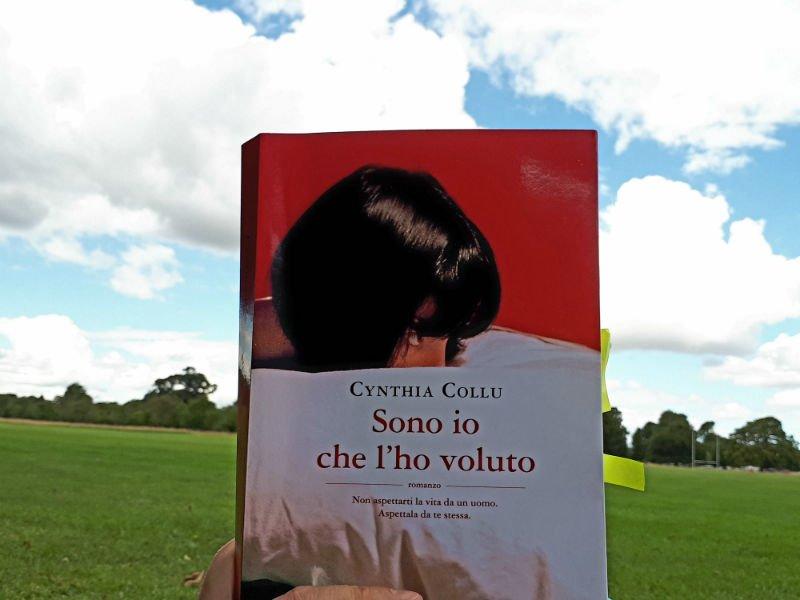 Sono io che l'ho voluto: recensione del romanzo di Cynthia Collu