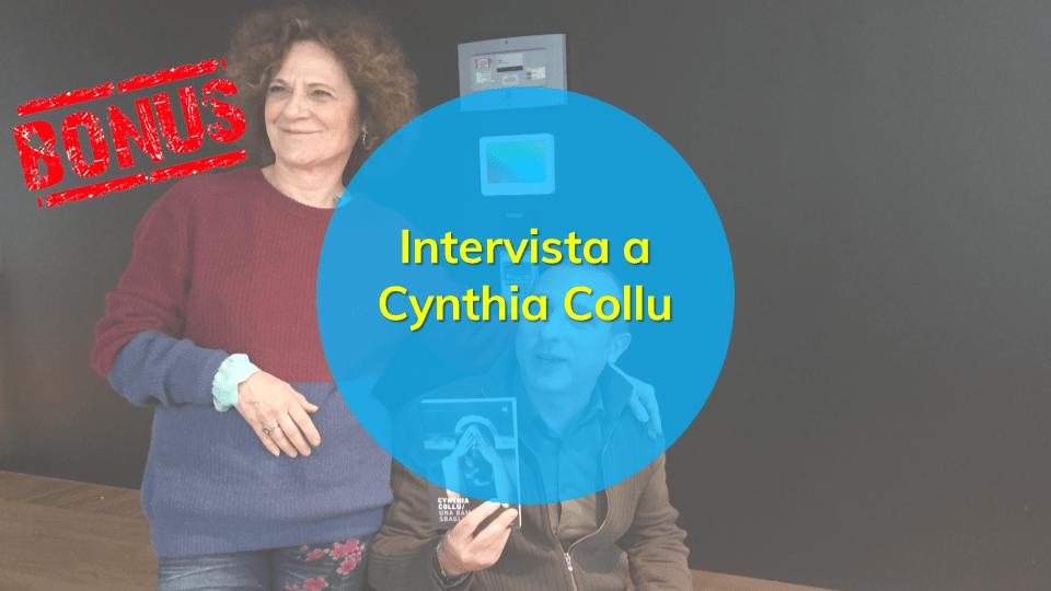 Video intervista alla scrittrice Cynthia Collu