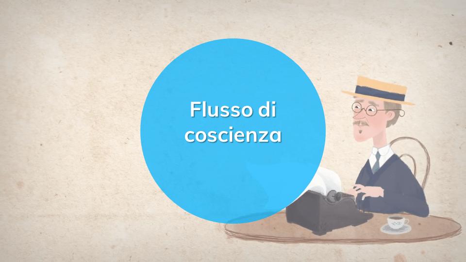 FLUSSO DI COSCIENZA