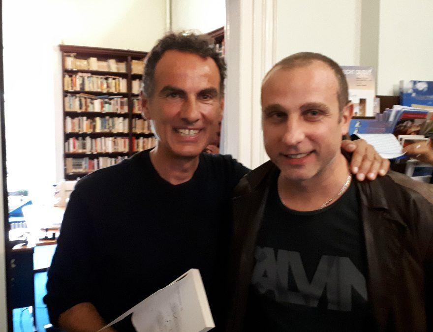 Intervista ad Andrea De Carlo