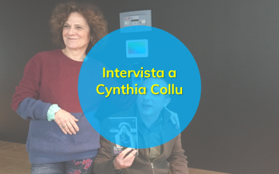 Video intervista alla scrittrice Cynthia Collu