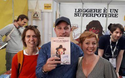 Fiera del libro Torino 2019