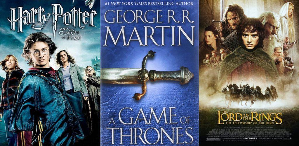migliori romanzi fantasy