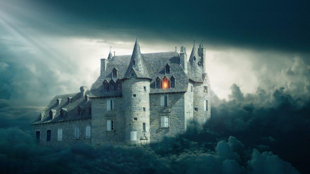 castelli ambientazione gotica