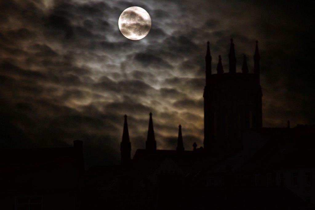 atmosfere per il romanzo gotico