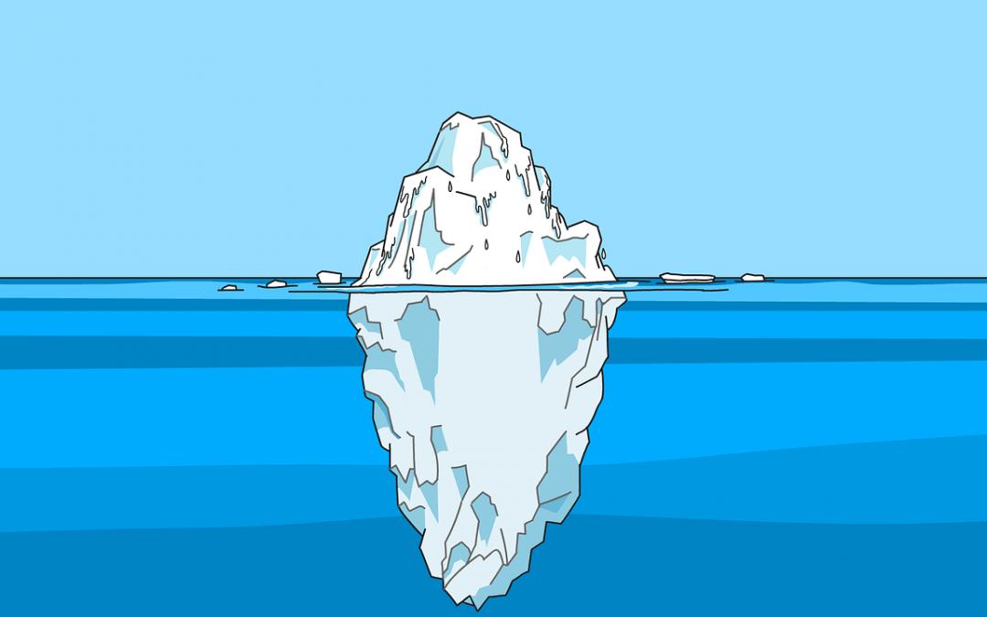 Il principio dell'iceberg, l'altra medaglia dell'infodump
