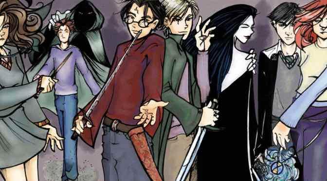 fan fiction Harry Potter
