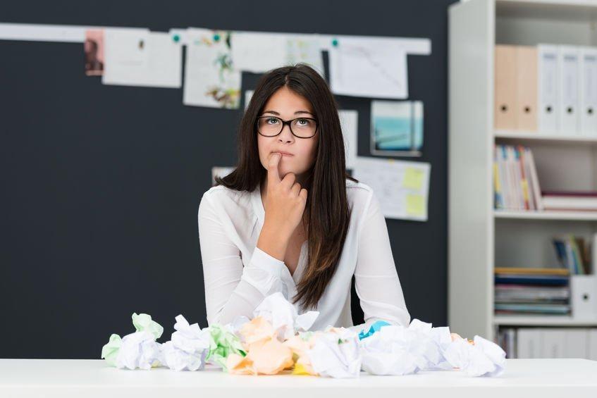 Il blocco dello scrittore