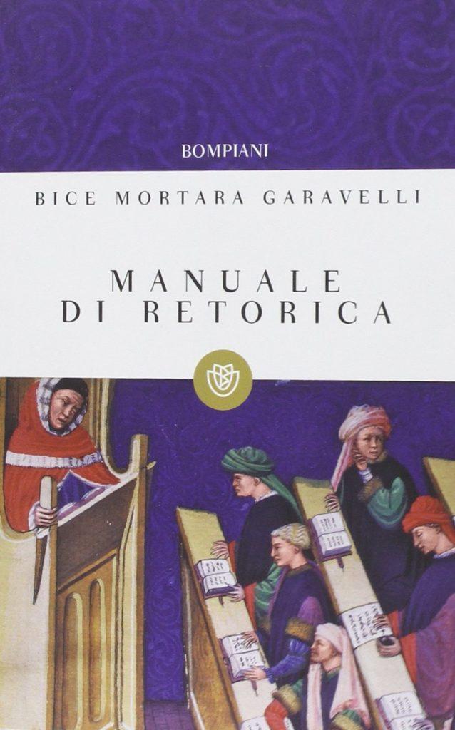 Manuale di retorica, Bice Mortara Garavelli